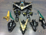 DX Black & Gold Time Robo & Time Shadow Set