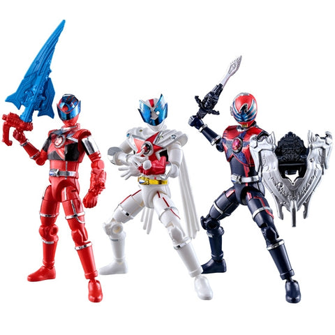 Kyuranger Brave Candy Figures