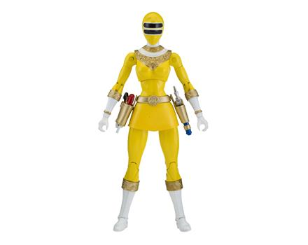 "Power Rangers Zeo Legacy 6.5"" Figures"