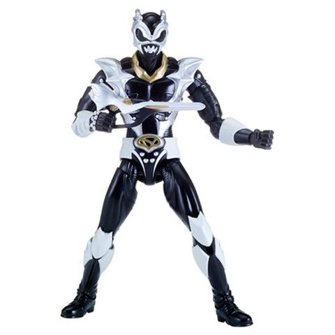 power rangers psycho silver legacy figure tokullectibles power rangers psycho silver legacy figure