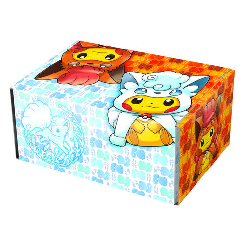 Pokemon - Alolan Vulpix Collector's Box