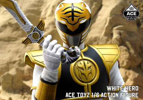 Ace Toyz CMSH-07 White Hero