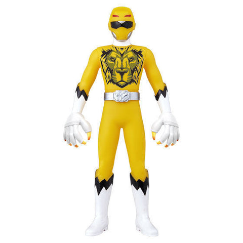 "Zyuoh Lion Instinct Awakened 6"" Vinyl Zyuohger Figure 2016 Japan Power Rangers"