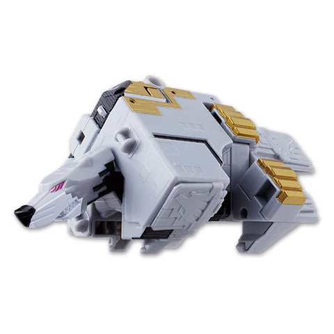 Zyuohger DX Wolf 2016 Power Rangers Cube 8 Wolf Zord
