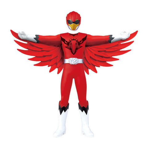 "Instinct Awakened Zyuoh Eagle 6"" Vinyl Figure"
