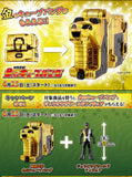 Limited Edition DX Gold Cube Panda Zyuohger Cube Zord w/ Mini Figure