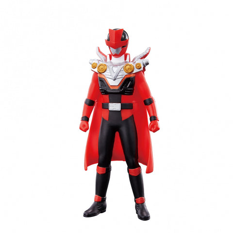 Super Lupin Red Vinyl Figure