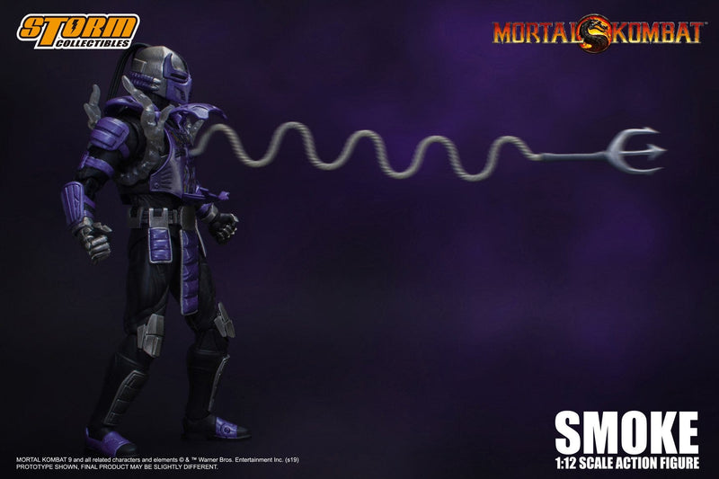 Storm Collectibles NYCC 2019 Smoke - Mortal Kombat Figure