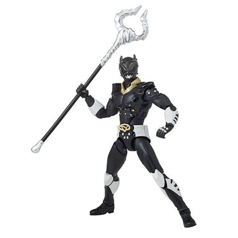 "Power Rangers Psycho Black Legacy 6.5"" Figure"