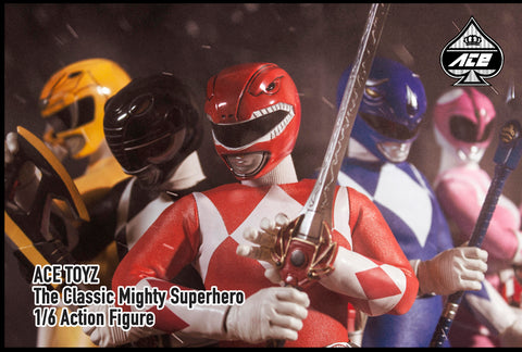 [PREORDER] Ace Toyz Classic Mighty Super Hero Box Set CMSH-00