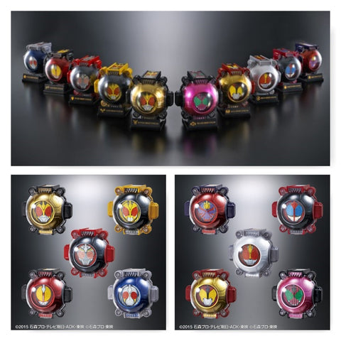 Ghost Premium Bandai Legend Eyecon Set