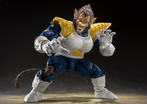 [PREORDER] S.H. Figuarts Great Ape Vegeta