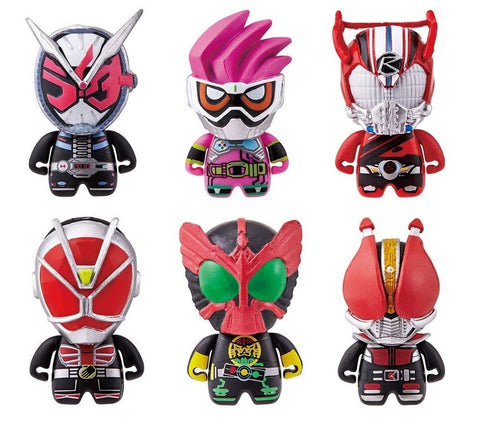 ColleChara Kamen Rider Set 02