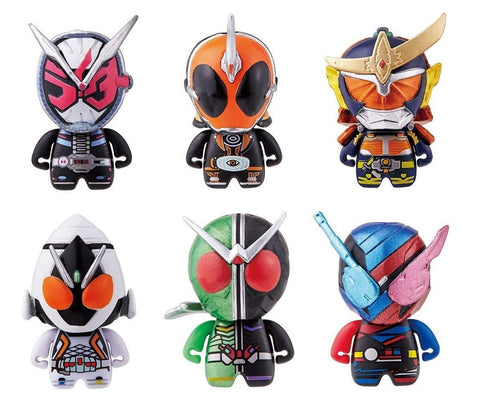 ColleChara Kamen Rider Set 01