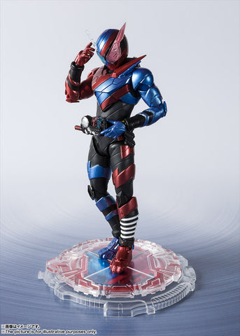 [PREORDER] SH Figuarts Kamen Rider Build Rabbit Tank Form - 20 Rider Kicks Version