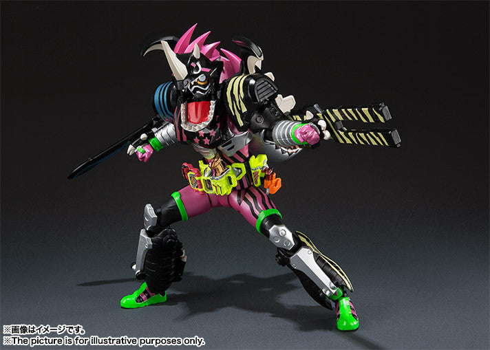 S.H. Figuarts Kamen Rider Ex-Aid Hunter Gamer Level 5