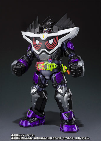 S.H. Figuarts Kamen Rider GENM God Maximum Gamer Lvl 1,000,000,000