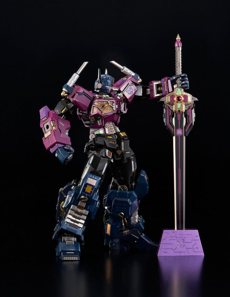 [PREORDER] Shattered Glass Optimus Prime Kuro Kara Kuri