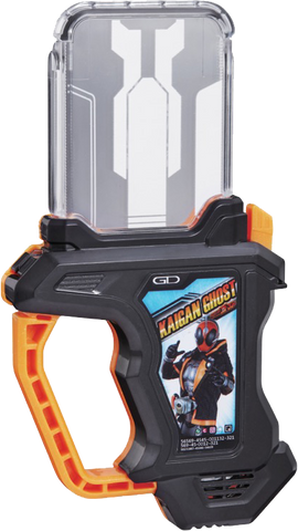 DX Kaigan Ghost Legend Rider Gashat