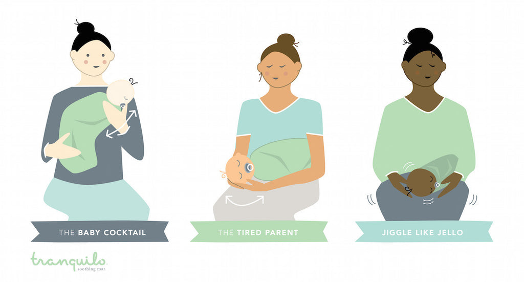 Swaying and Swinging to a Calmer Baby | Tranquilo Mat