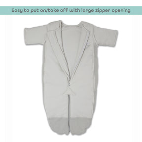 NEW! 3 in 1 Swaddle Transition Sleepsuit (3-6 Months/12-18 lbs.)