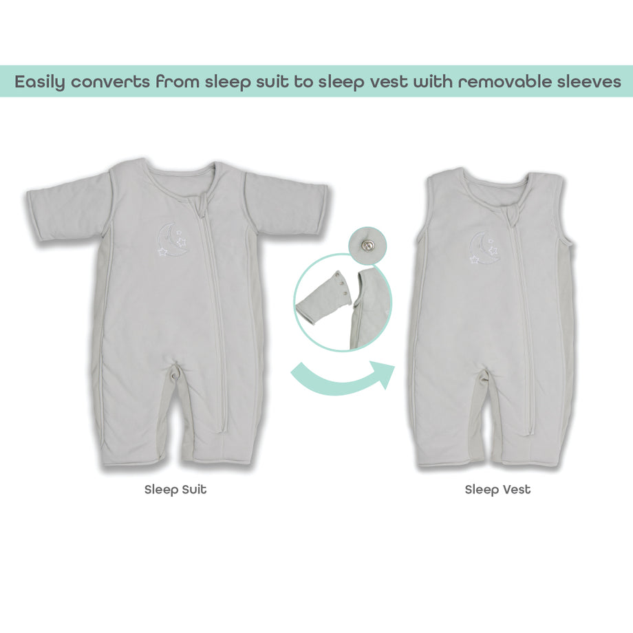 Swaddle Transition Sleepsuit (3-6 Months/12-18 lbs.)
