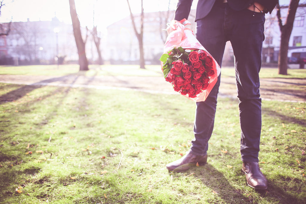 A Gentleman's Guide to Valentine's Day.