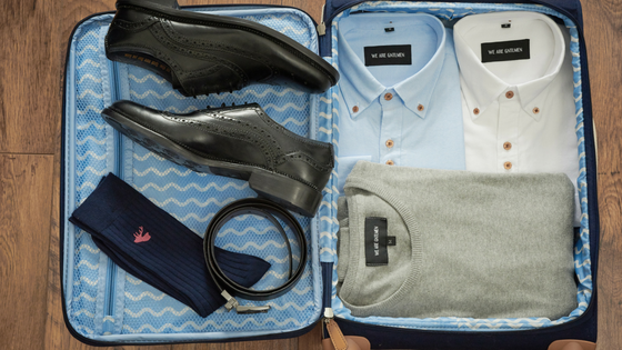 How To Ace Your Holiday Style (Hint: The Secret's In How To Pack)