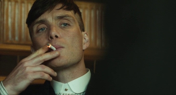 The Gntlmen's Gangster: Thomas Shelby