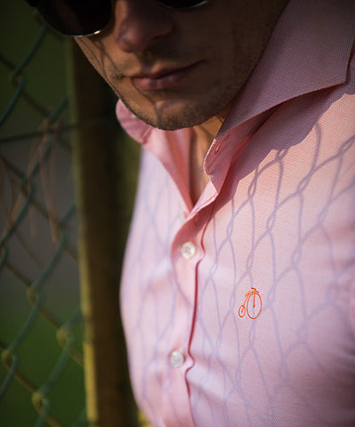 The Manning Shirt by We Are Gntlmen is perfect for warm weather