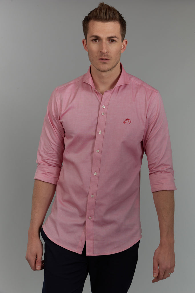 Manning | Red Casual Shirt