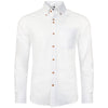 Victor | White Oxford Shirt