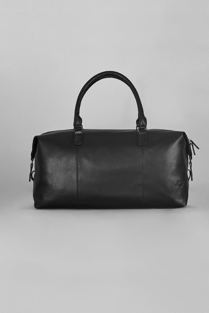 Raleigh | Weekend Holdall | Black
