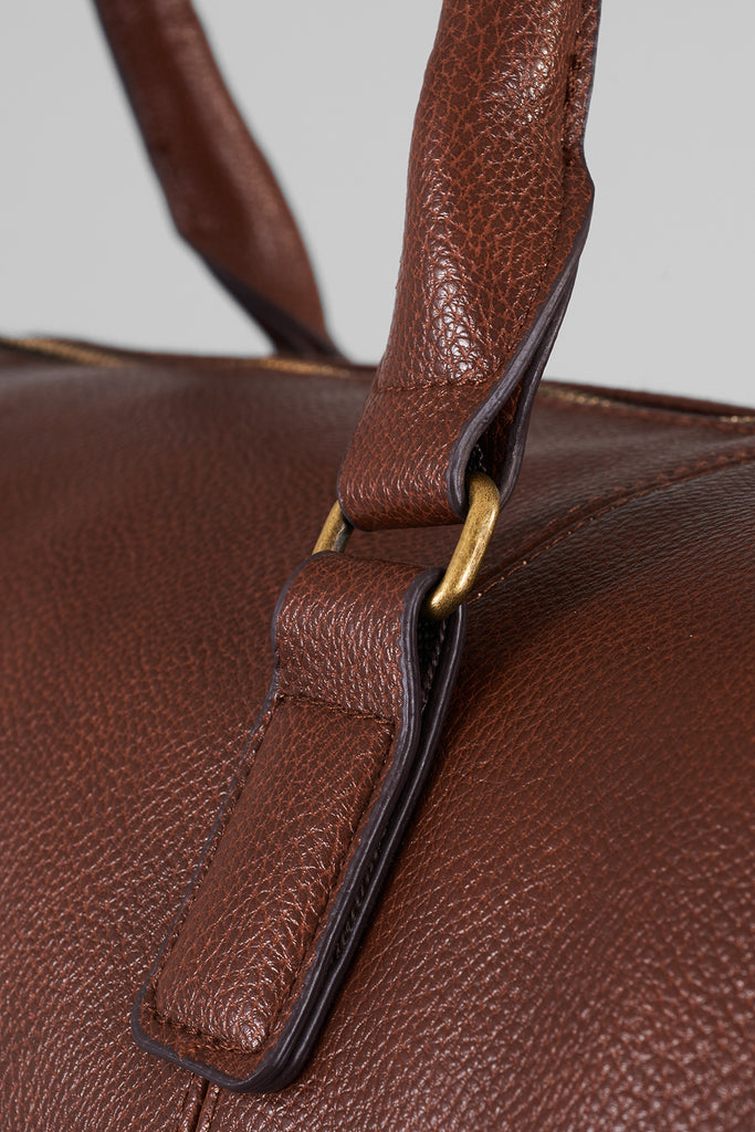 Raleigh | Weekend Holdall | Brown
