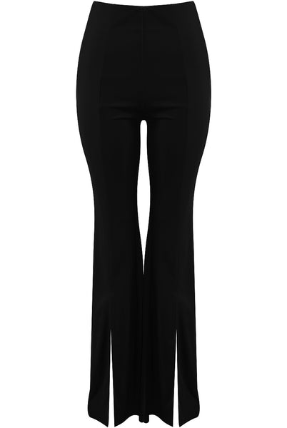 FLARED BELL BOTTOM PANTS