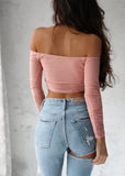 ESTELLE TOP - ROSE
