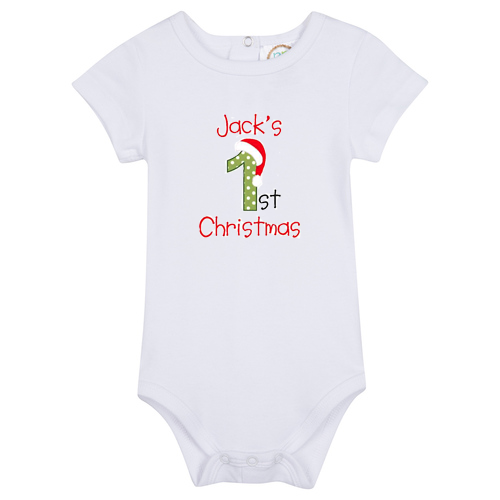 Baby Holiday Onesies - Additional Designs