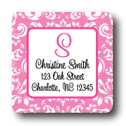Everyday Square Address Labels - 8 designs