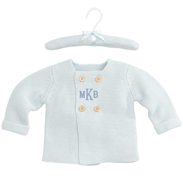 Monogrammed gifts personalized apparel and gifts letter loft cardigan sweater 2 colors negle Image collections