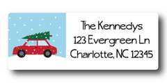 Holiday Address Labels - 3 designs