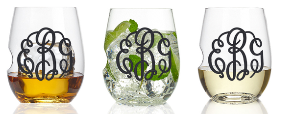 Govino Wine Glasses - Set of 4