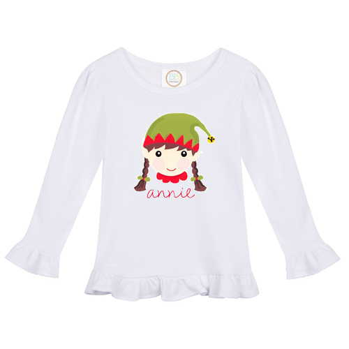 Girls Holiday T-Shirts - Additional Designs