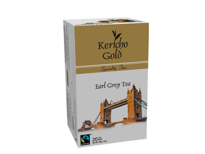 Kericho Gold Earl Grey Tea