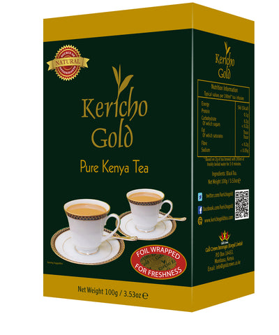 Kericho Gold (100g) Loose Tea