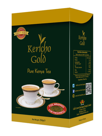 Kericho Gold (250g) Loose Tea