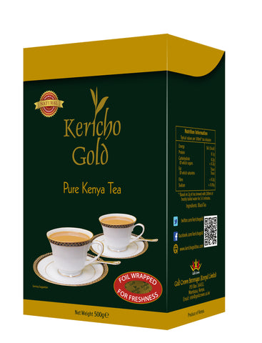 Kericho Gold (500g) Loose Tea
