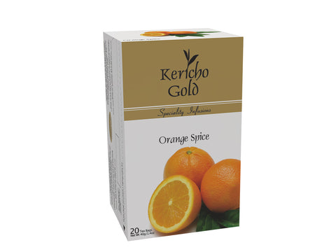 Kericho Gold Orange and Spice Tea