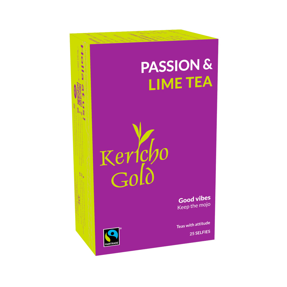 Kericho Gold Passion and Lime Tea