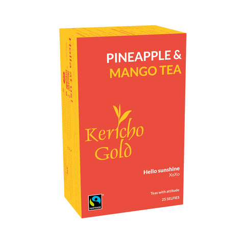 Kericho Gold Pineapple & Mango Tea
