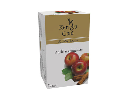 Kericho Gold Apple Cinnamon Tea